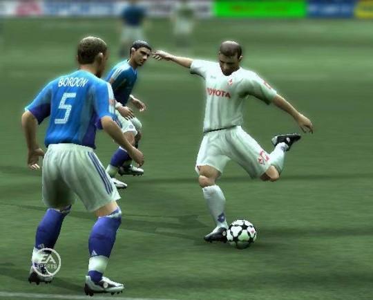 FIFA 07 cheat