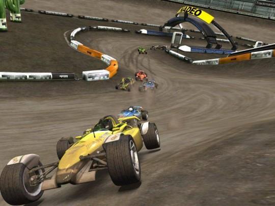 Új TrackMania United képek