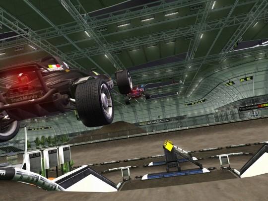 Négy új kép a TrackMania Unitedről