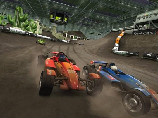 TrackMania United képek