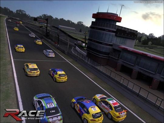 RACE - WTCC játék a SimBintől