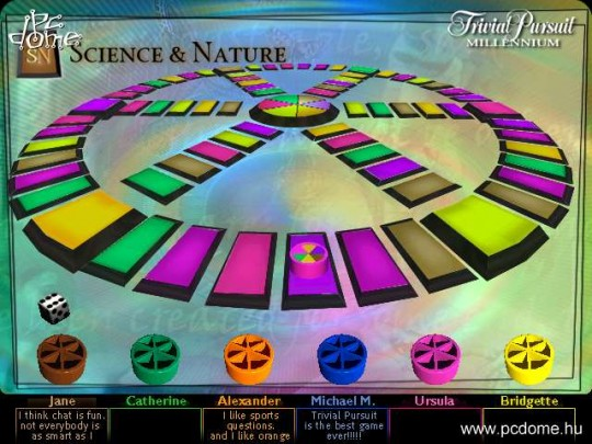 Trivial Pursuit: A Thousand Years of Trivia