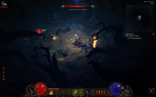 Diablo III bétateszt