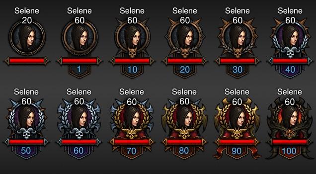 Diablo III - a paragon szintek