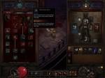Diablo III képek -  A kezelőfelület