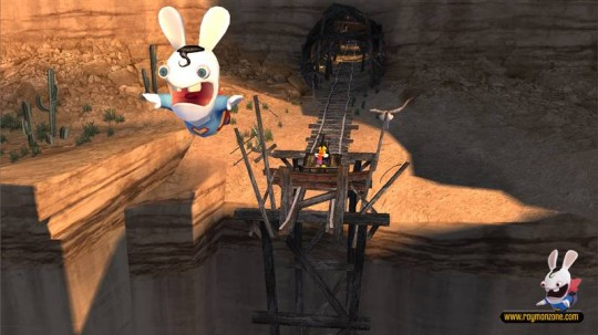 Rayman Raving Rabbids video