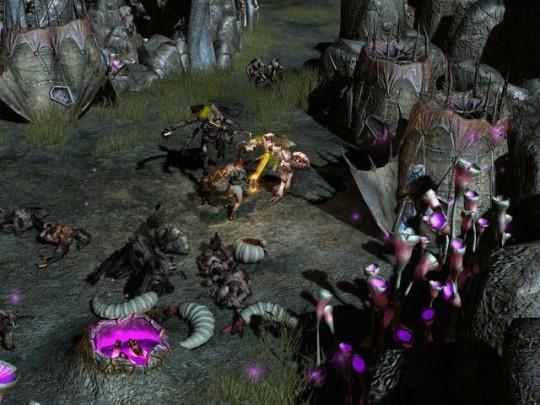 Titan Quest: Immortal Throne képek és videó