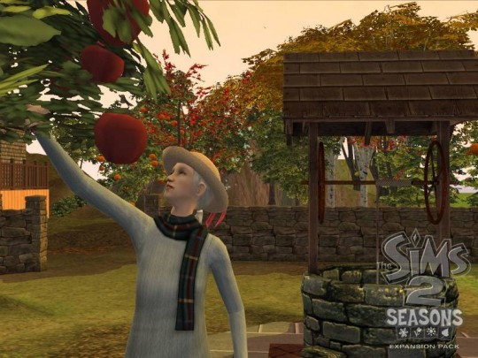 The Sims 2: Seasons patch (1.7.0.151-es verziójú patch)
