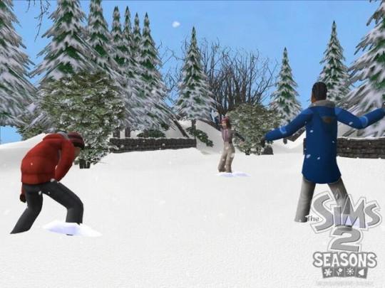 The Sims 2: Seasons képek és videó
