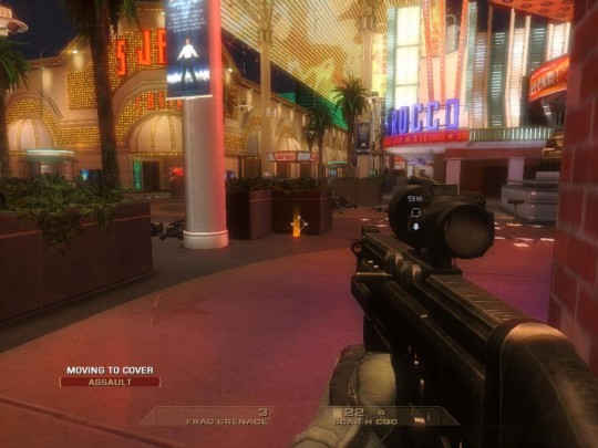 Tom Clancy's Rainbow Six: Vegas patch (1.05-ös patch)
