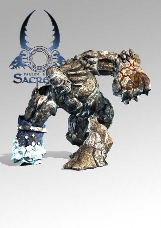 Sacred 2 PC-s képek