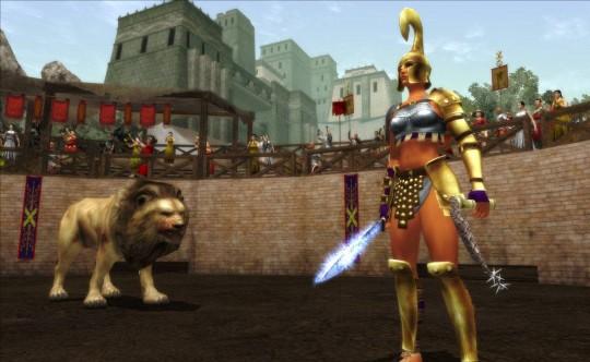 Gods and Heroes: Rome Rising - a rómaiak a fejükre estek