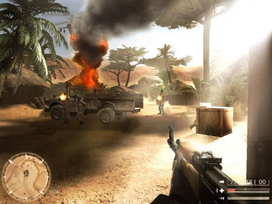 Code of Honor: The French Foreign Legion demo