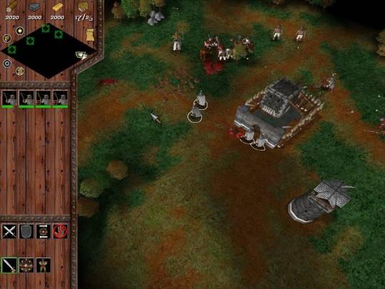 Strategy 3: The Dark Legions demo