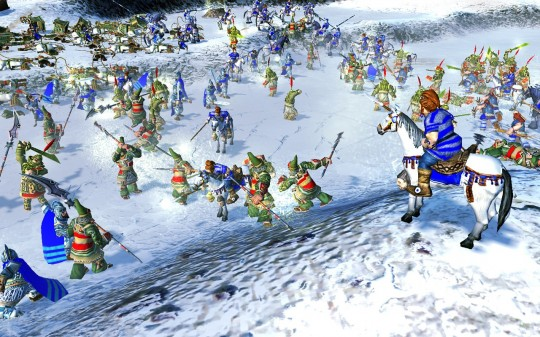 Empire Earth III patch (1.1-es patch)
