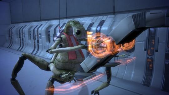 Mass Effect - PC-re májusban