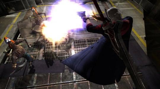 Devil May Cry 4 - képek