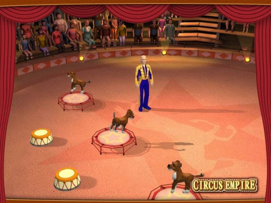 Circus Empire bejelentés
