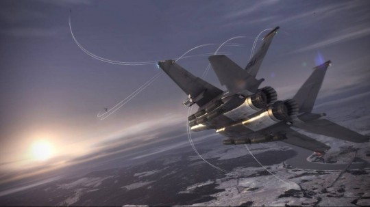 Ace Combat 6: Fires of Liberation képek