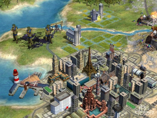 Sid Meier's Civilization IV: Beyond the Sword patch (3.03-as patch)