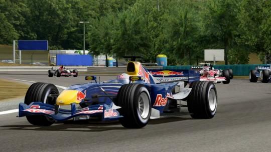 Formula One Championship Edition PS3-ra