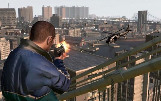 Grand Theft Auto IV - új képek