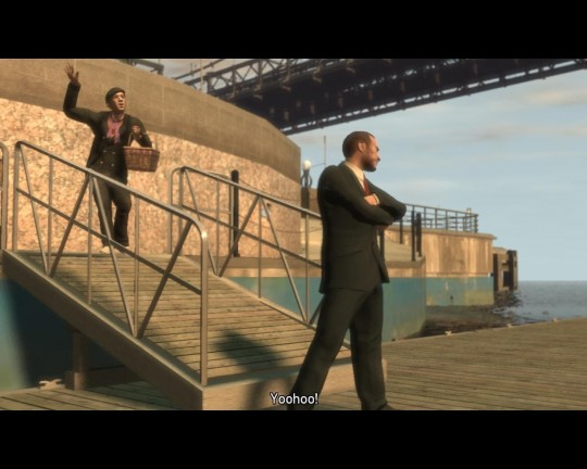 Grand Theft Auto IV patch (1.04-es patch)