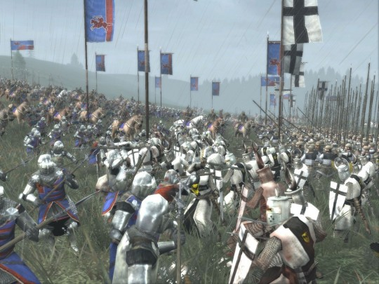 Medieval II: Total War Kingdoms patch (1.05-ös patch)