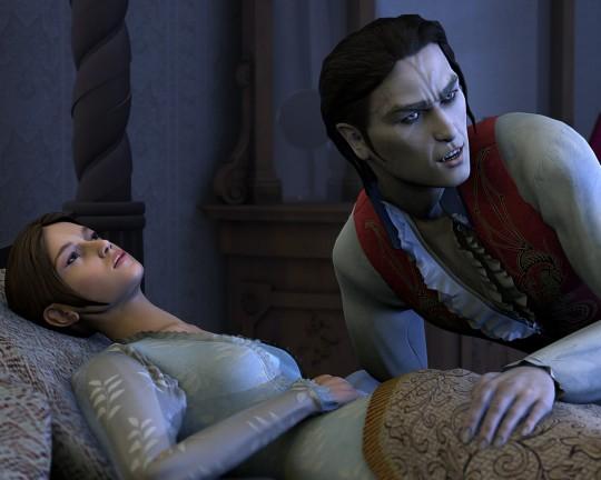 Dracula: Origin képek