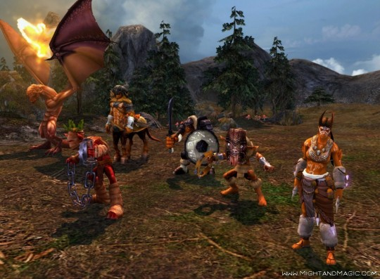 Heroes of Might & Magic V: Tribes of the East patch (3.1 patch)
