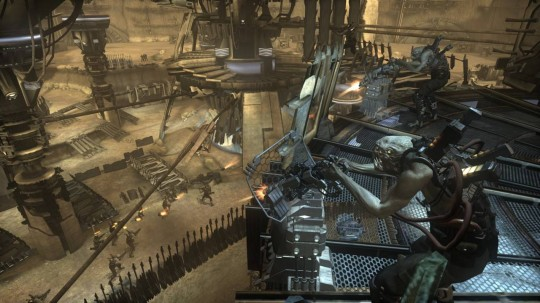 Resistance: Fall of Man - az első FPS PS3-on