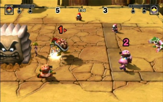 Mario Strikers (Wii)