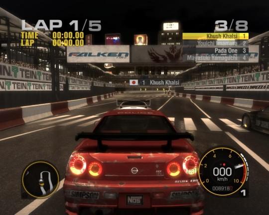 Race Driver Grid Ismerteto Teszt Playdome Online Jatekmagazin