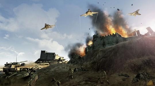 Tom Clancy's EndWar - képek
