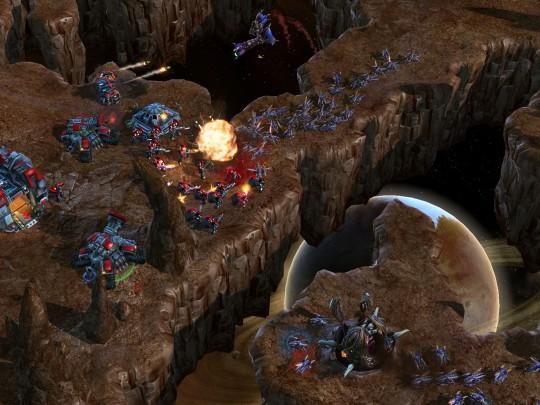 Bejelentették a StarCraft 2-t!