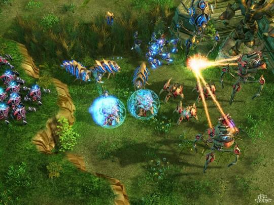 StarCraft 2 képek
