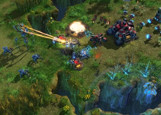 Új Starcraft képek