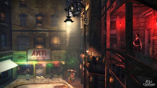 The Secret World: új MMORPG a Funcomtól