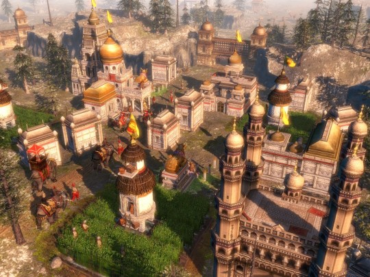 Age of Empires III: The Asian Dynasties patch (1.01-es patch)