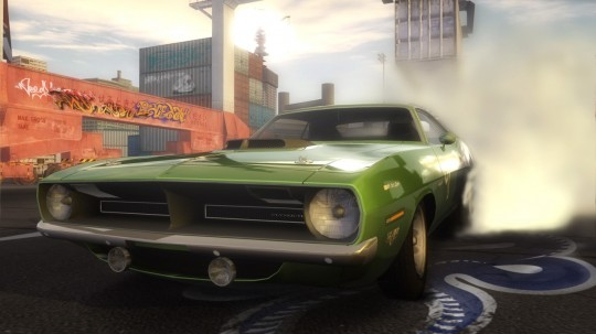 Need for Speed: ProStreet cheat