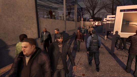 Ubi Days 2007: Splinter Cell: Conviction