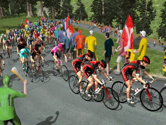Pro Cycling Manager 2007 patch (1.0.1-es patch)