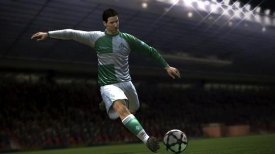 FIFA 08 - az első képek