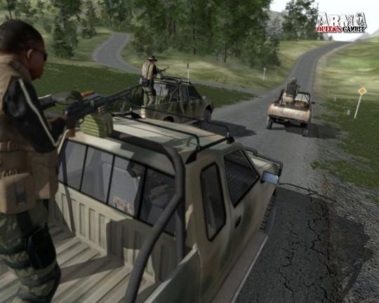 ArmA: Armed Assault - készül a kiegészítő