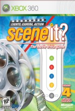 Scene It? Lights, Camera, Action (Xbox 360)