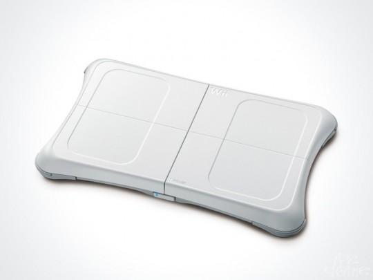 Mérleg alakú kontroller Wii-hez
