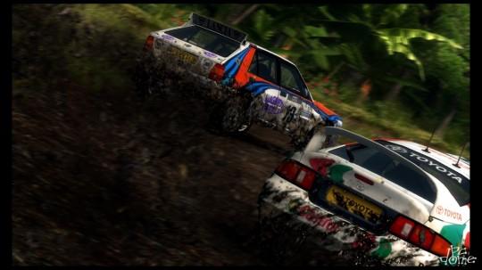 SEGA Rally Revo: next-gen off-road autóverseny