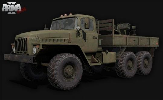 ArmA 2 - járművek