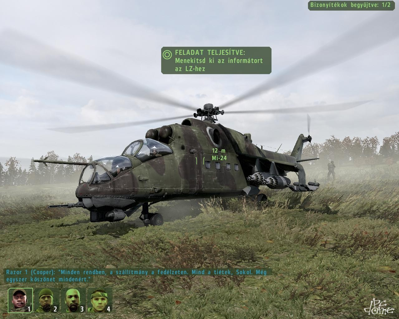 Hogy Pontosan olyan lett a várva várt ArmA 2, mint amilyennek…
