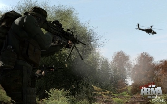 ArmA 2 patch (1.05-ös patch)
